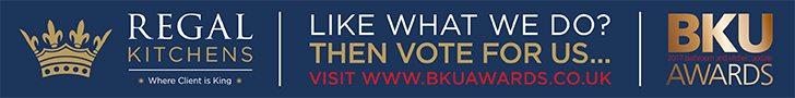 Regal Kitchens BKU Vote For Us