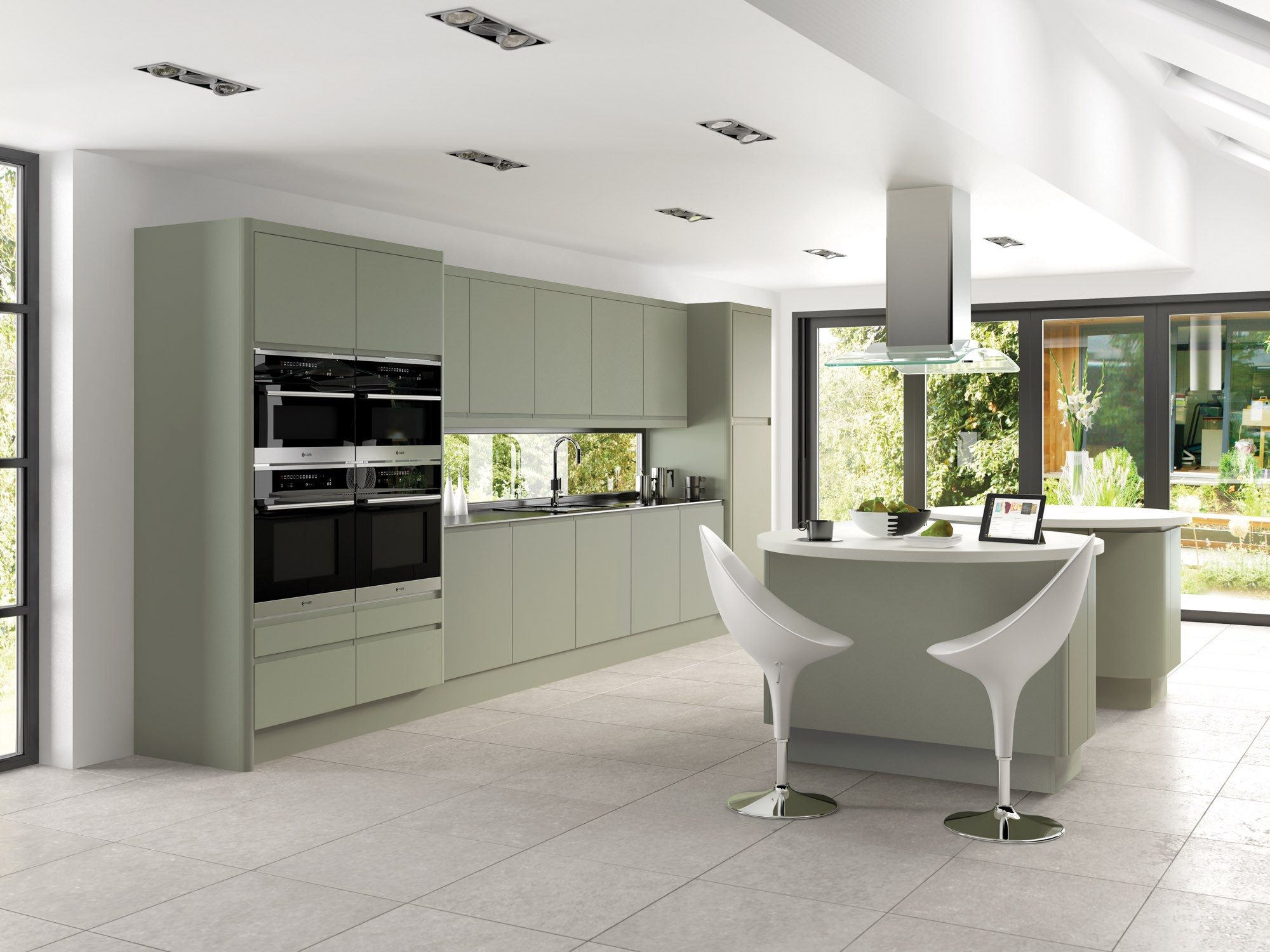 Integra regal kitchens in essex - Designer kitchens direct sheffield ...
