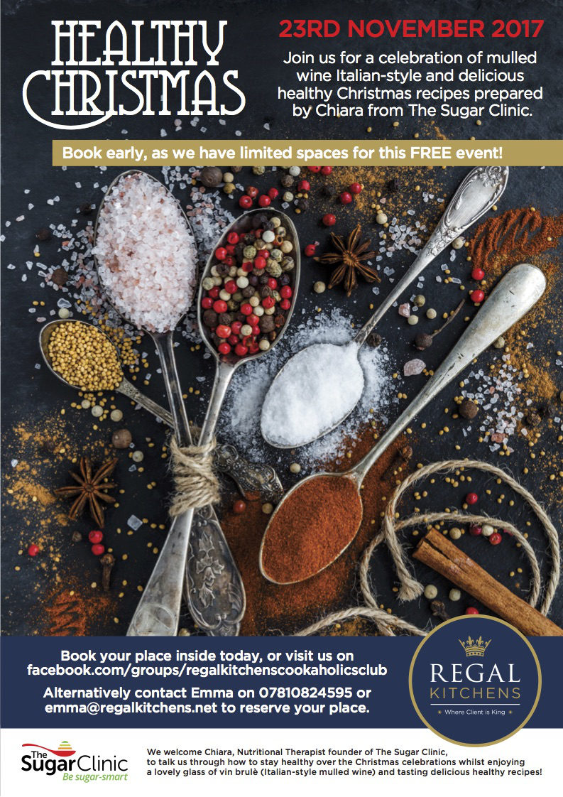 Regal Healthy Christmas